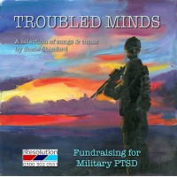 Troubled minds CD - Suzie Stanford